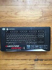 CM Storm Quickfire Rapid-i Cherry MX-Brown Tenkeyless Mechanical Keyboard