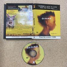Gummo (DVD, 2001) 1997 Harmony Korine Chloe Sevigny - RARE OOP - Clamshell Case