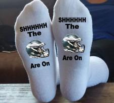 Philadelphia Eagles, Football Socks,  My Team Is On, Customized, Eagles,