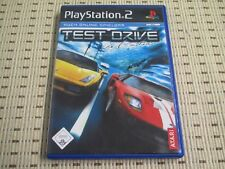 Test Drive Unlimited para PlayStation 2 ps2 PS 2 * embalaje original *