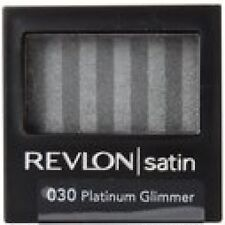 Revlon Luxurious Color Satin Powder Eye Shadow - Platinum Glimmer 030