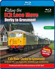 Riding the DCR Loco Move - Derby to Grosmont *Blu-ray