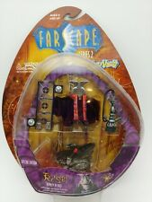 Toy Vault Series 2 Farscape Rygel Royalty Special Edition Figure Sealed on Card