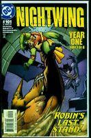 DC Comics NIGHTWING #101 Batman Year One NM 9.4