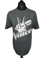Mo Lottery Pay It Forward The Voice Promo Grey T Shirt Tee Xtra Large XL Unisex