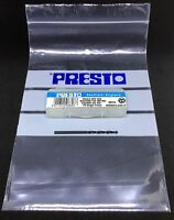 Presto 3 Piece HSS Tap Set Include Taper/Second/Plug with Tapping Drill Size