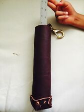 Welder Leather rod Pouch