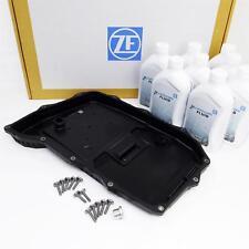ORIGINAL ZF ÖLWANNE AUTOMATIKGETRIEBE SERVICEPAKET für AUDI Q7 ZF GA8HP65A