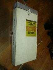 Southside Johnny & Asbury Jukes Jukebox CD box set of 4 w 2 extra Basement