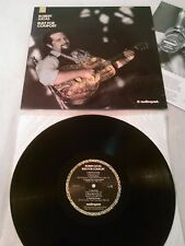ROBERT LUCAS - BUILT FOR COMFORT LP + INSERT N. MINT!!! ORIGINAL U.S AUDIOQUEST