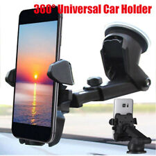 Car Windshield Phone Mount Cradle Holder Stand For Mobile GPS iPhone 11 samsung
