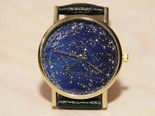 Wristwatch galaxy, watch cosmos, constellation watch, women's watch,men's watch,