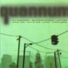 QUANNUM- LIVE ON BRITISH RADIO (CD)