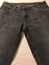 Paper Denim & Cloth Sienna Low Rise Jeans Women's Stretch Size 8 Or 29 X 32