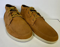 Reef Men's Size 12 Brown Suede Lace Up shoes