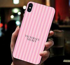 Pink Victoria Secret  Hot Cover Case for iPhone 6 6S PLUS 7 8 plus X XS XSMAX XR