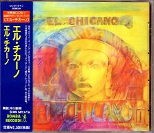 EL CHICANO - El Chicano 1973 Japan CD w/OBI Rare OOP 1995 1st Pressed BOM504