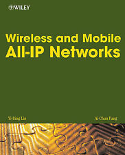 NEW Wireless and Mobile All-IP Networks by Yi-Bing Lin