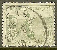 """FRANCE TIMBRE STAMP N°150 """"AU PROFIT DES ORPHELINS DE LA GUERRE"""" OBLITERE TB"""
