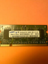 Samsung 1GB 200p PC2-6400-666-12-A3  DDR2-800 2Rx16 1.8V M470T2864QH3-CF7