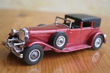 rare Duesenberg model J Town car 1930 - 1/43e - Matchbox - made in England