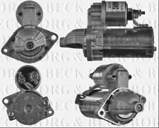 BST2132 BORG & BECK STARTER MOTOR fits Fiat 500,Doblo,Idea,Punto NEW O.E SPEC!