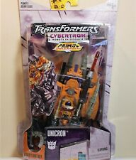 Transformers Cybertron UNICRON Deluxe Class Planet X, MOSC/New (2006 Hasbro)