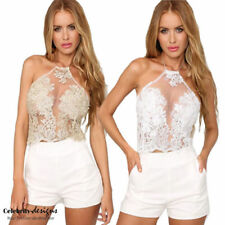 Boho Hand-wash Only Solid Tops & Blouses for Women