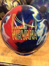 15# Brunswick Ultimate Nirvana Bowling Ball, Used, Exc