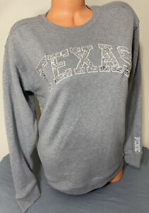 NWT Victorias Secret Bling Pullover Texas Sweater Size XS