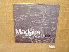 Paquete de presentación de Madeira Portugal 1983 Sellos Mint Sellos estampillada sin montar o nunca montada 6 Valores Raro