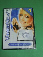 Video en Français Hilary Duff pour lecteur de disque couleur VideoNow Hasbro
