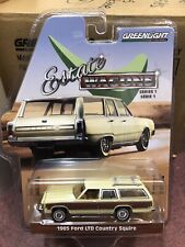 Greenlight Estate Wagons  1985 Ford LTD Country Squire station wagon