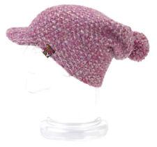 Roxy Debutante Beanie - Unisex One Size Purple - Winter Snowboard Slouch Pom Hat
