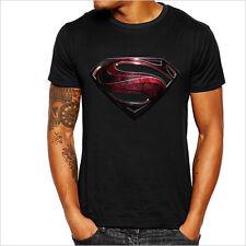 Superman T-Shirt Hero Held Comic Marvel DC Superheld MAN OF STEEL NEW TOP SHIRT
