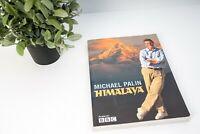 HIMALAYA-Michael Palin- Softcover Award WinningTravel Book to Everest and beyond