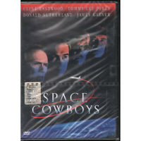 Space Cowboys DVD Clint Eastwood / Tommy Lee Jones Sigillato