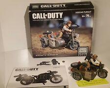 Mega Bloks Call of Duty Sidecar Pursuit (CNG94) 2015  76 pcs.