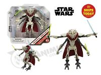 """Disney Store GENERAL GRIEVOUS Action Figure Star Wars Toybox 5"""" NEW IN HAND 2021"""
