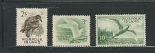 Norfolk Island: Scot41, MNH,red tailed bird, good high value,the rest gift. NK02