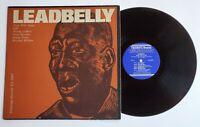 Leadbelly Sings Folk Songs 1962 LP delta blues Guthrie Terry Folkways FA 2488 EX