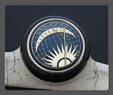 Vw Deluxe Horn Push Button Sun & Moon Azul Negro Split Bus Beetle K Ghia T1 T2