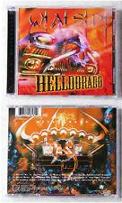 WASP Helldorado .. 1999 Snapper Music CD