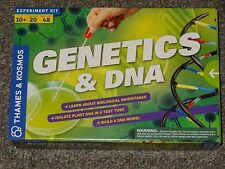 Thames & Kosmos Genetics & DNA Science Experiment Kit Biological Inheritance