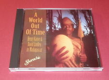 Henry Kaiser & David Lindley -- A world out of time   -- CD / Worldmusic