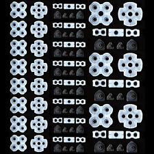 10 Set Replacement Conductive Silicone Rubber Pads for PS4 Dualshock Controller