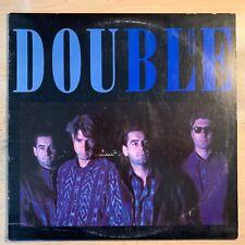 "Double ""Blue"" 1986 A&M Records LP Synth Pop VG+"