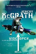 Wide Open: A Life in Supercross (Paperback or Softback)