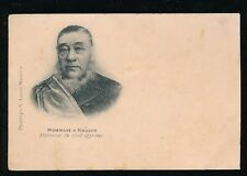 South Africa France Boer Hommage a Kruger French  u/b vignette PPC c1900s