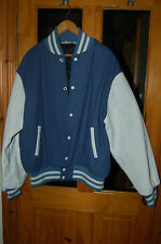 David Letterman SHOW/Varsity Giacca Made in USA, Impero, Union Made, Rockabilly